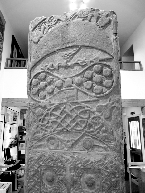 Pictish Stone of the Day: Rosemarkie | The Last of the Druids