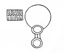 Pictish Mirror and Comb